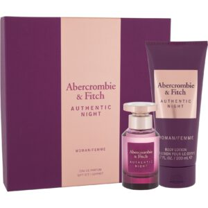 Abercrombie & Fitch Authentic  50 ml W