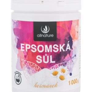 Allnature Epsom Salt  1000 g U