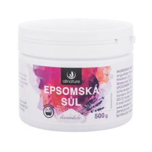 Allnature Epsom Salt  500 g U