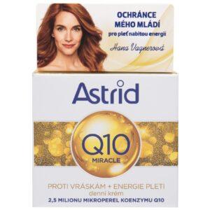 Astrid Q10 Miracle Zmarszczki 50 ml W