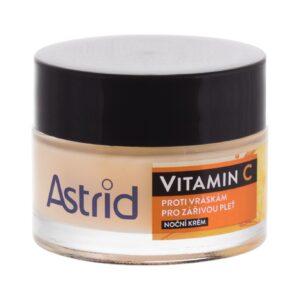 Astrid Vitamin C Zmarszczki 50 ml W