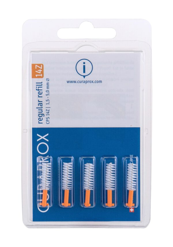 Curaprox CPS 14z Interdental Brush Regular  5 szt U
