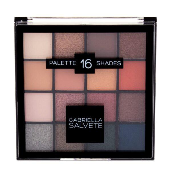 Gabriella Salvete Palette 16 Shades Tak 20