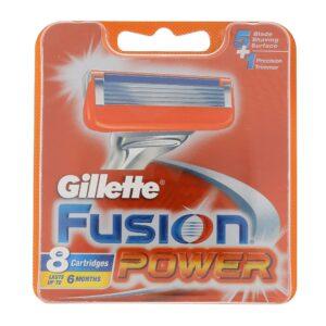 Gillette Fusion  8 szt M