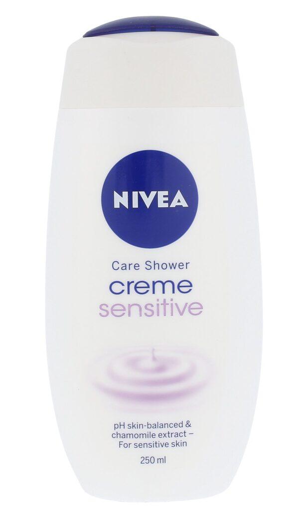 Nivea Creme Sensitive  250 ml W