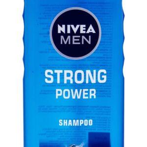Nivea Men Strong Power  400 ml M