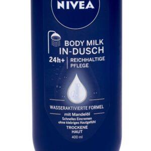 Nivea Shower Milk  400 ml W