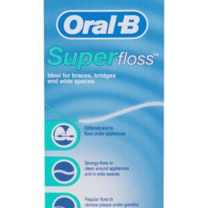 Oral-B Super Floss  1 szt U