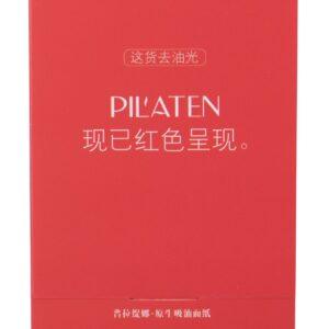 Pilaten Native Blotting Paper Tłusta 100 szt W