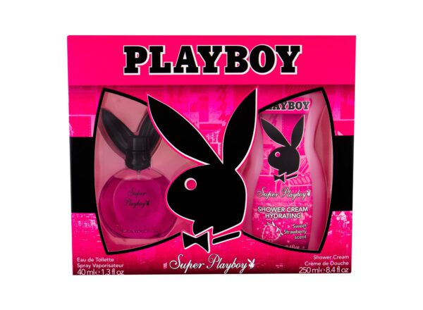 Playboy Super Playboy For Her  40 ml W
