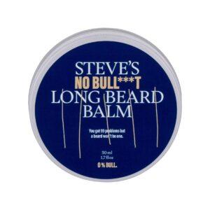 Steve´s No Bull***t Long Beard Balm  50 ml M