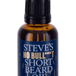 Steve´s No Bull***t Short Beard Oil  30 ml M