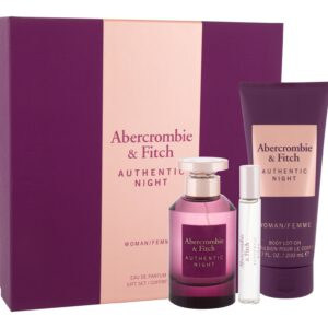 Abercrombie & Fitch Authentic  100 ml W