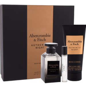 Abercrombie & Fitch Authentic  100 ml M