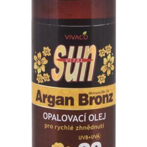 Vivaco Sun Średnia ochrona SPF 16- 30 100 ml U